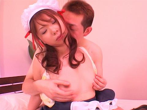 メイド 上村愛 Vol.2上村愛 無修正画像26