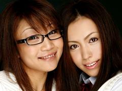 もしも亜美が先生で忍がその生徒だったら