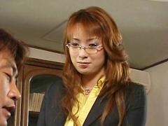 秘書陵辱①沙耶