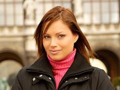 ハンガリー美女と異文化交流 - シルビア -