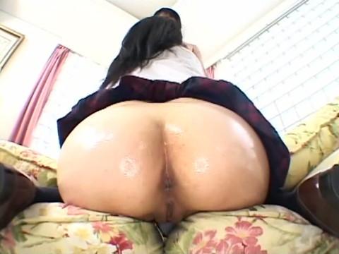 プリ尻ぬるぬるハメハメSEX 1人目 無修正画像05